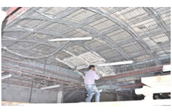 رابیتس کاری سقف کاذب